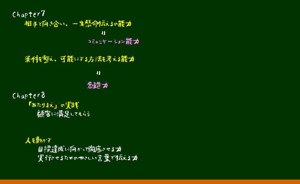 セブンイレブン_黒板5